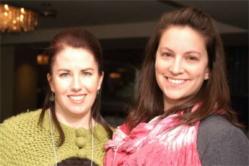 Judy Parker, Lee Ann Donaldson at the 2014 Roberts Deiz Awards Dinner